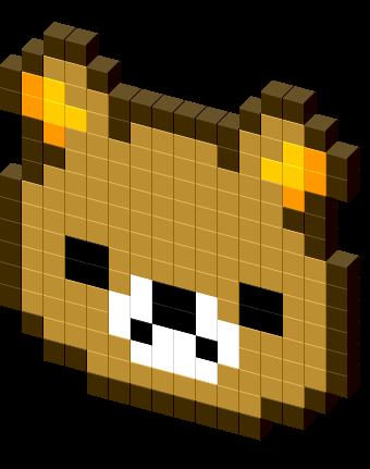 teddy bear favicon