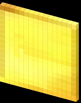 Minecraft Gold Favicon