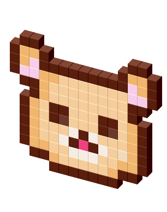 cute bear favicon